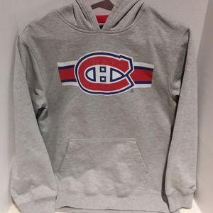 Montreal Canadiens hoodie-NWOT